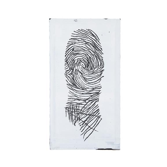 【写真】舞木 和哉 「Tragedy of Mr. Finger Print -Where is he now?-」