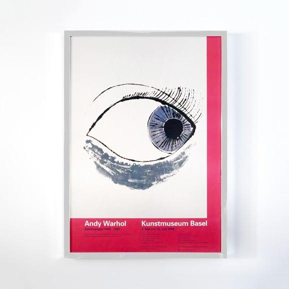 【写真】アンディ・ウォーホル 「-1998- Kunstmuseum Basel」