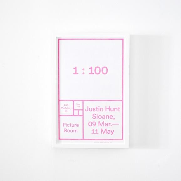 【写真】Picture Room Exhibition 「1:100」