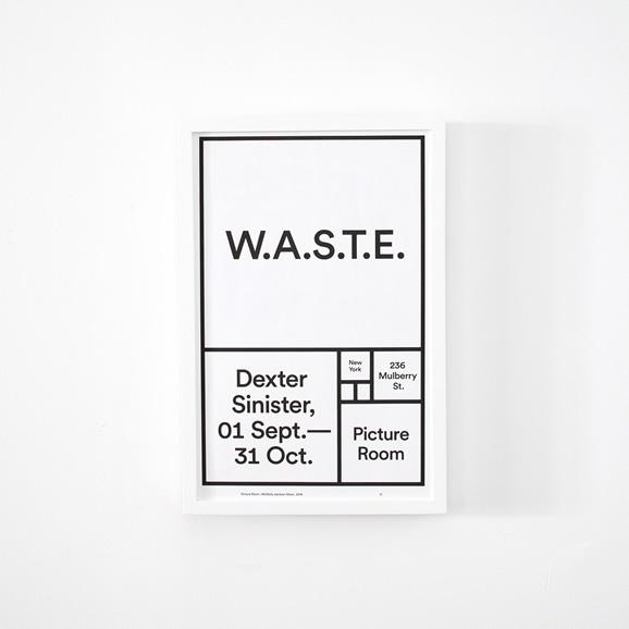 【写真】Picture Room Exhibition 「W.A.S.T.E.」
