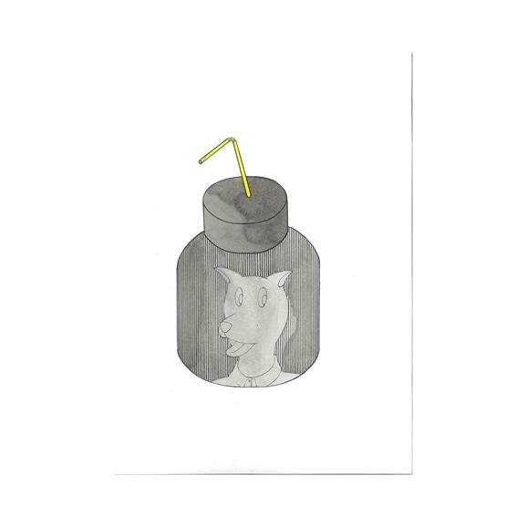 【写真】【一点物】有瀬 龍介 「ボトル」