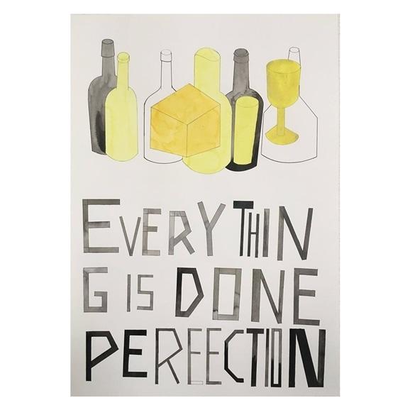 【写真】【一点物】有瀬龍介 「everything is done perfection」