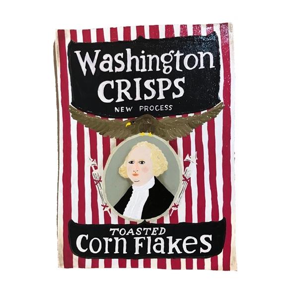 【写真】そで山 かほ子 「corn flakes sign」