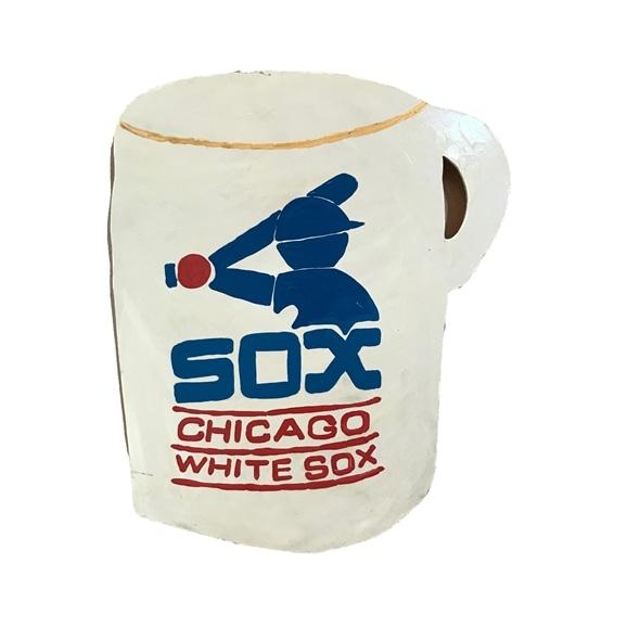 【写真】そで山 かほ子 「CHICAGO SOX mug」