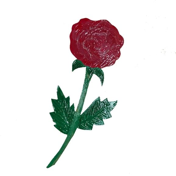 【写真】そで山 かほ子 「rose B」