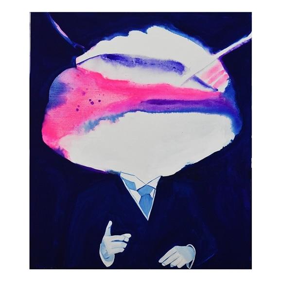 【写真】【一点物】平井 豊果 「肖像画16」