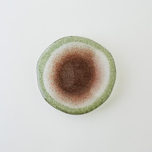 【写真】奥田康夫 色豆皿
