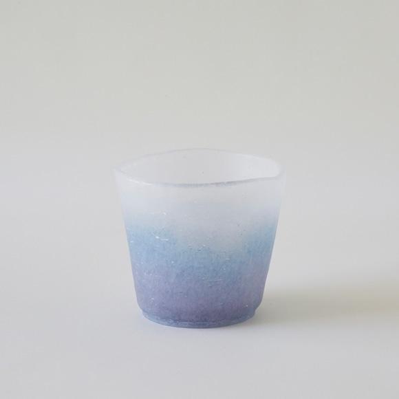 【写真】奥田康夫 色杯-青-