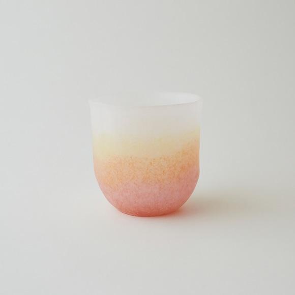 【写真】奥田康夫 丸杯-赤-