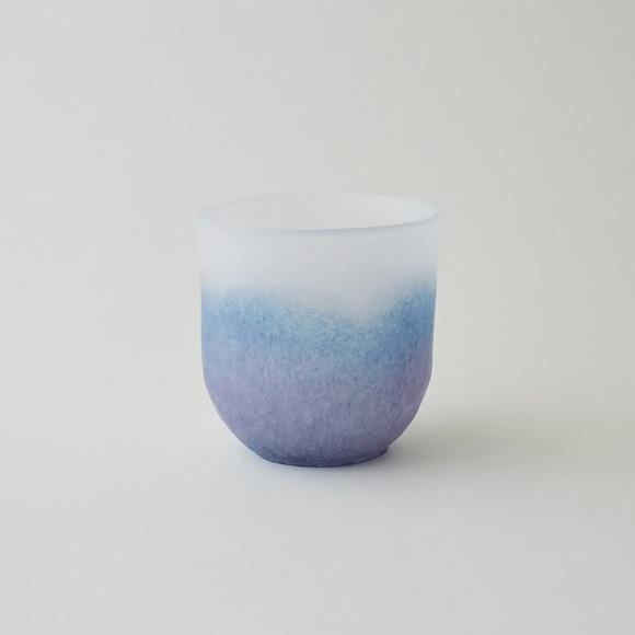 【写真】奥田康夫 丸杯-青-