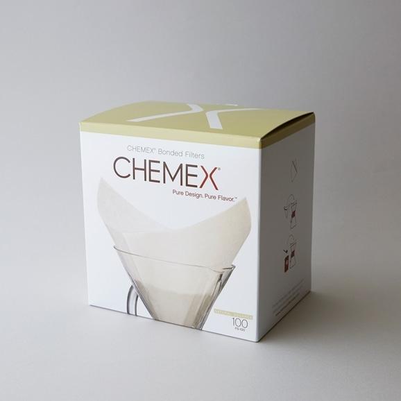 【写真】CHEMEX コーヒーフィルター 6Cups