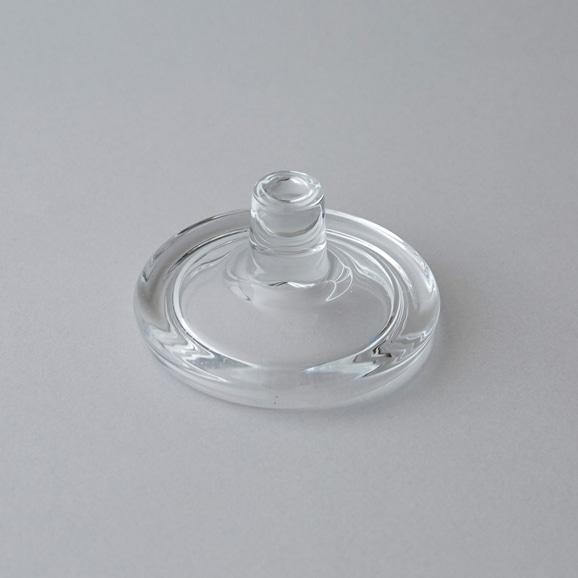 【写真】CHEMEX コーヒーメーカー ガラス蓋