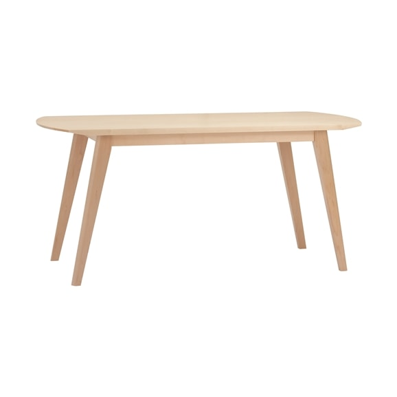 【写真】ARC DINING TABLE Maple