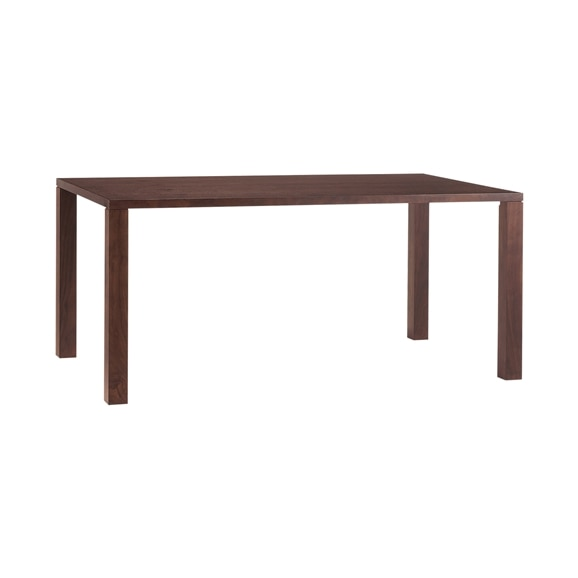 【写真】MARGOT SQUARE DINING TABLE 16 Walnut