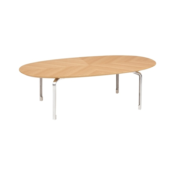 【写真】YABANE LOW TABLE OVAL