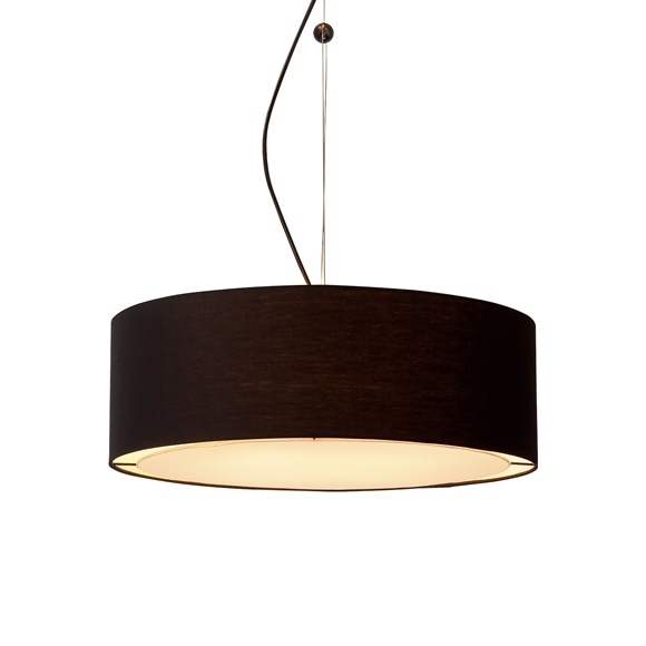【写真】ORB CEILING LAMP 7 Black