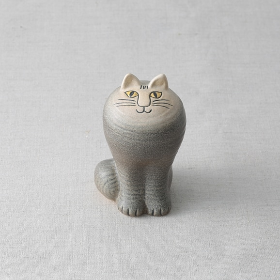 【写真】【定番品】Lisa Larson Cat MAYA Gray