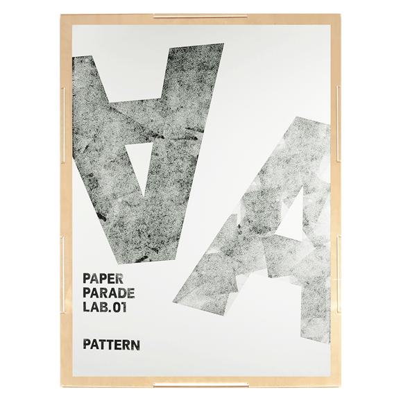 【写真】【一点物】Paper Parade Printing 「A」
