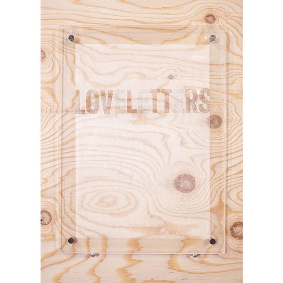【写真】【一点物】Paper Parade Printing 「Loveletter」