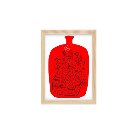 【写真】遠山 敦 「ship in a bottle 3」
