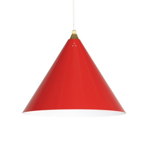 【写真】BERG LAMP Red