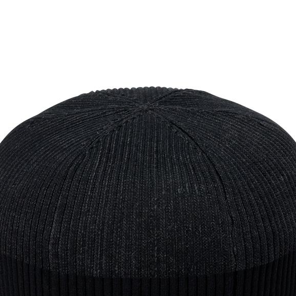 【写真】MINI PUUF Cover Black×Dark gray MIX