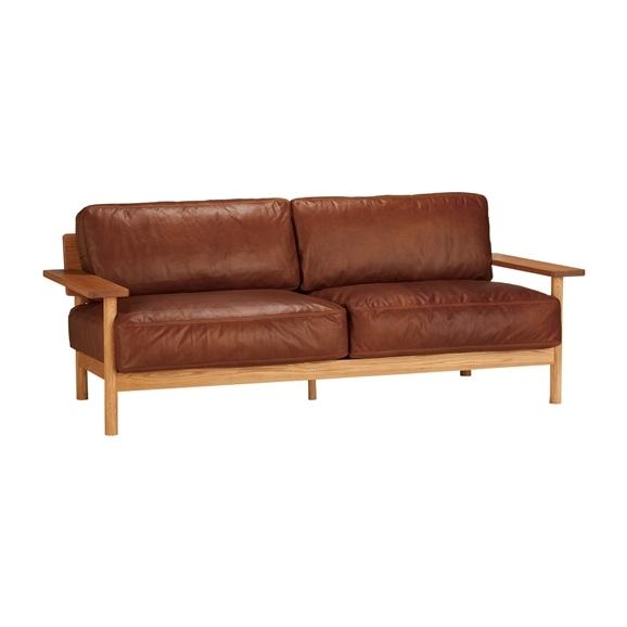 【写真】DIMANCHE SOFA (3) Leather