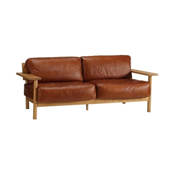 【写真】DIMANCHE SOFA (C3) Leather