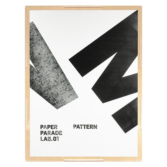 【写真】【一点物】Paper Parade Printing 「M」