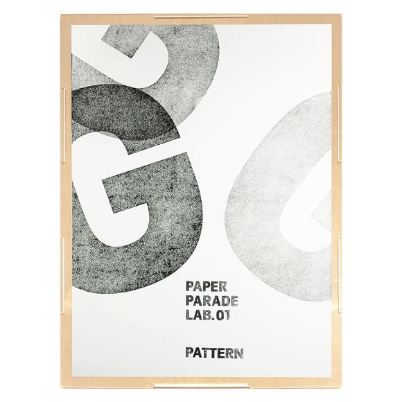 【写真】【一点物】Paper Parade Printing 「G」