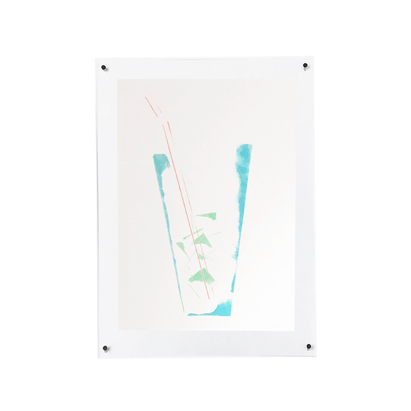 【写真】【一点物】Paper Parade Printing 「Glass」