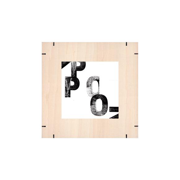 【写真】【一点物】Paper Parade Printing 「Pon 2」