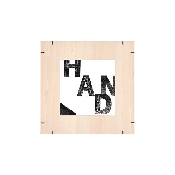 【写真】【一点物】Paper Parade Printing 「HAND」