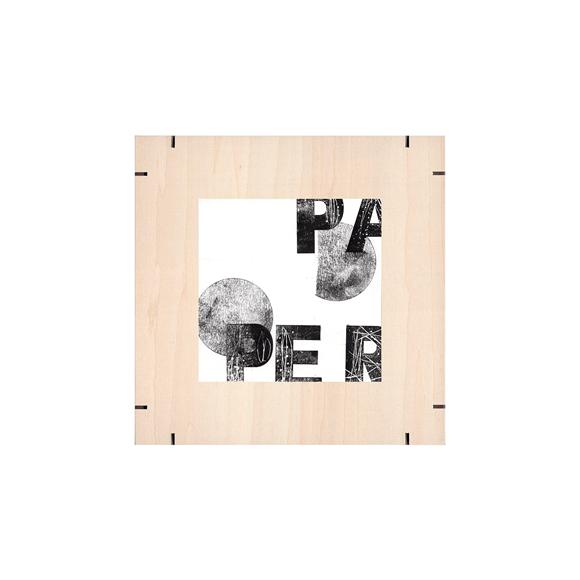 【写真】【一点物】Paper Parade Printing 「Paper Parade3」