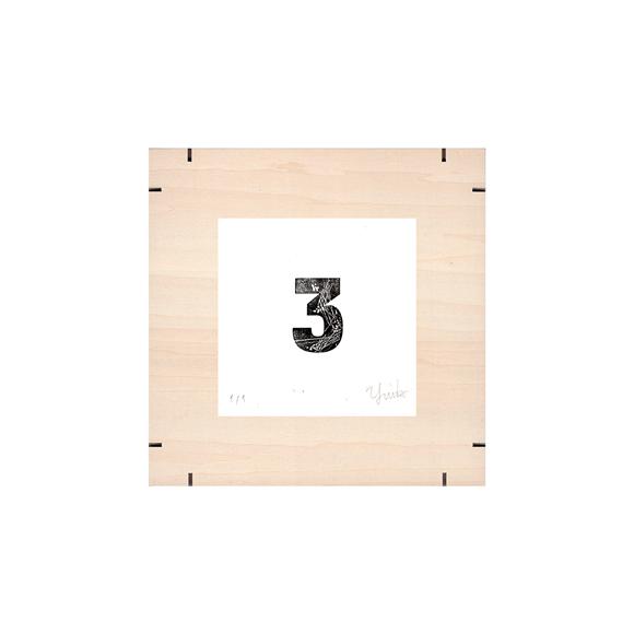 【写真】【一点物】Paper Parade Printing 「365days 3」