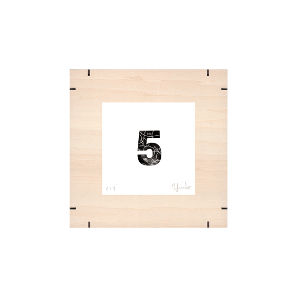 【写真】【一点物】Paper Parade Printing 「365days 5」