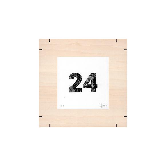 【写真】【一点物】Paper Parade Printing 「365days 24」