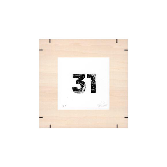 【写真】【一点物】Paper Parade Printing 「365days 31」
