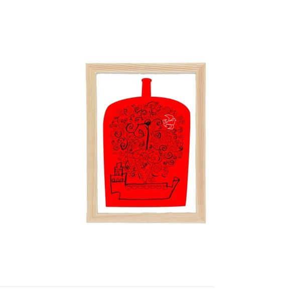 【写真】遠山 敦 「ship in a bottle 1」