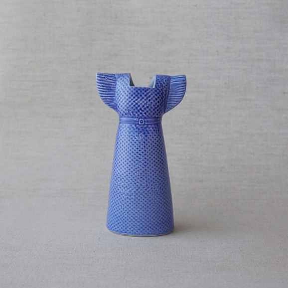 【写真】Lisa Larson Vases Dress dark blue