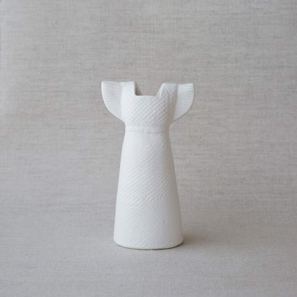 【写真】Lisa Larson Vases Dress white