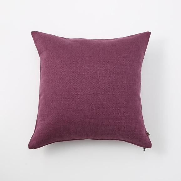 【写真】IDEE CALEIDO クッションカバー 40cm角 Lavender