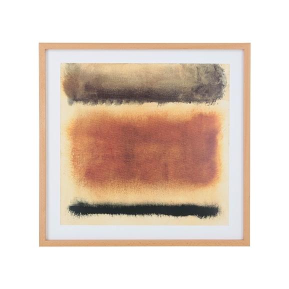 【写真】【定番品】マーク・ロスコ 「Untitled,1958」