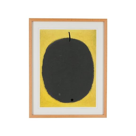 【写真】パウル・クレー 「Fruit negre,1934」