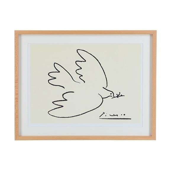 【写真】パブロ・ピカソ 「Dove of Peace」
