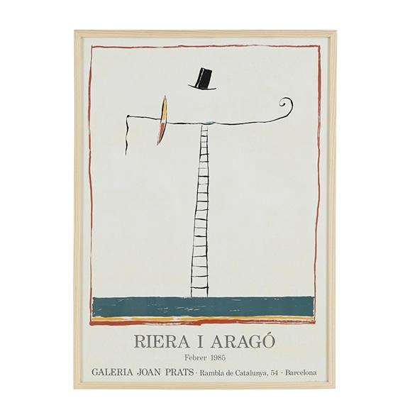 【写真】【定番品】リエラ・イ・アラゴ 「Untitled」