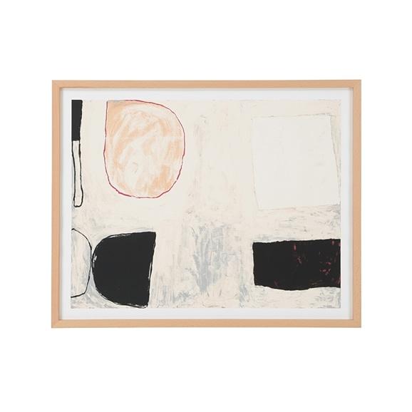 【写真】【定番品】ウイリアム・スコット 「Shapes and Shadows,1962」