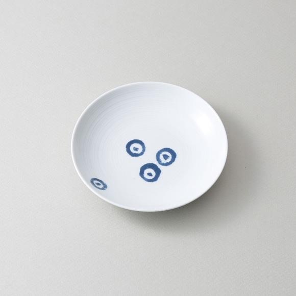 【写真】POOL コロコロのもの 白磁皿