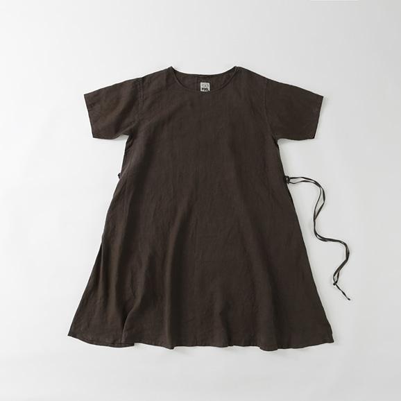 【写真】POOL いろいろの服 ワンピース チャコール