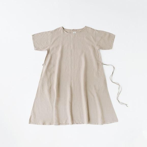 【写真】POOL いろいろの服 ワンピース ベージュ